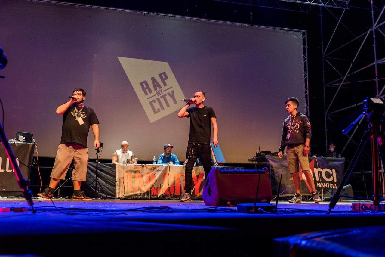 Battaglia Rap