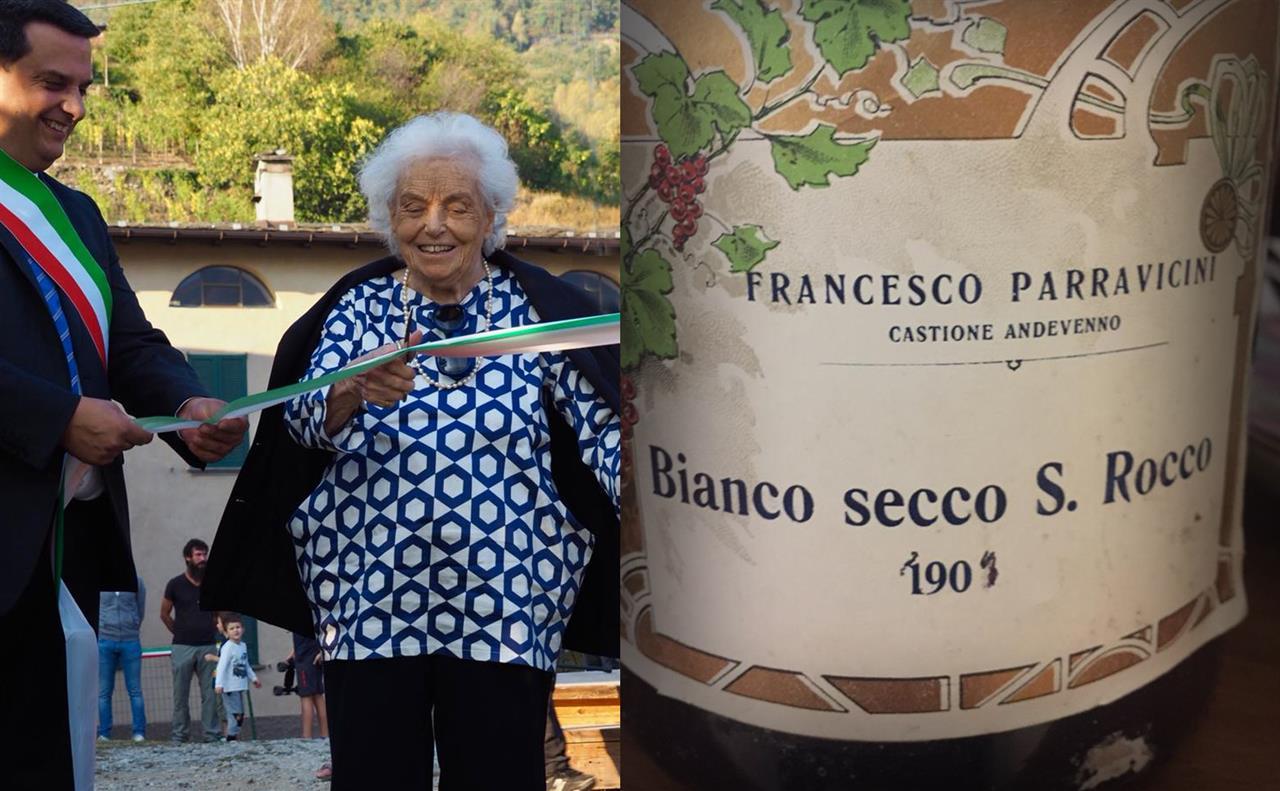 Vigna San Rocco Etichetta Prosecco