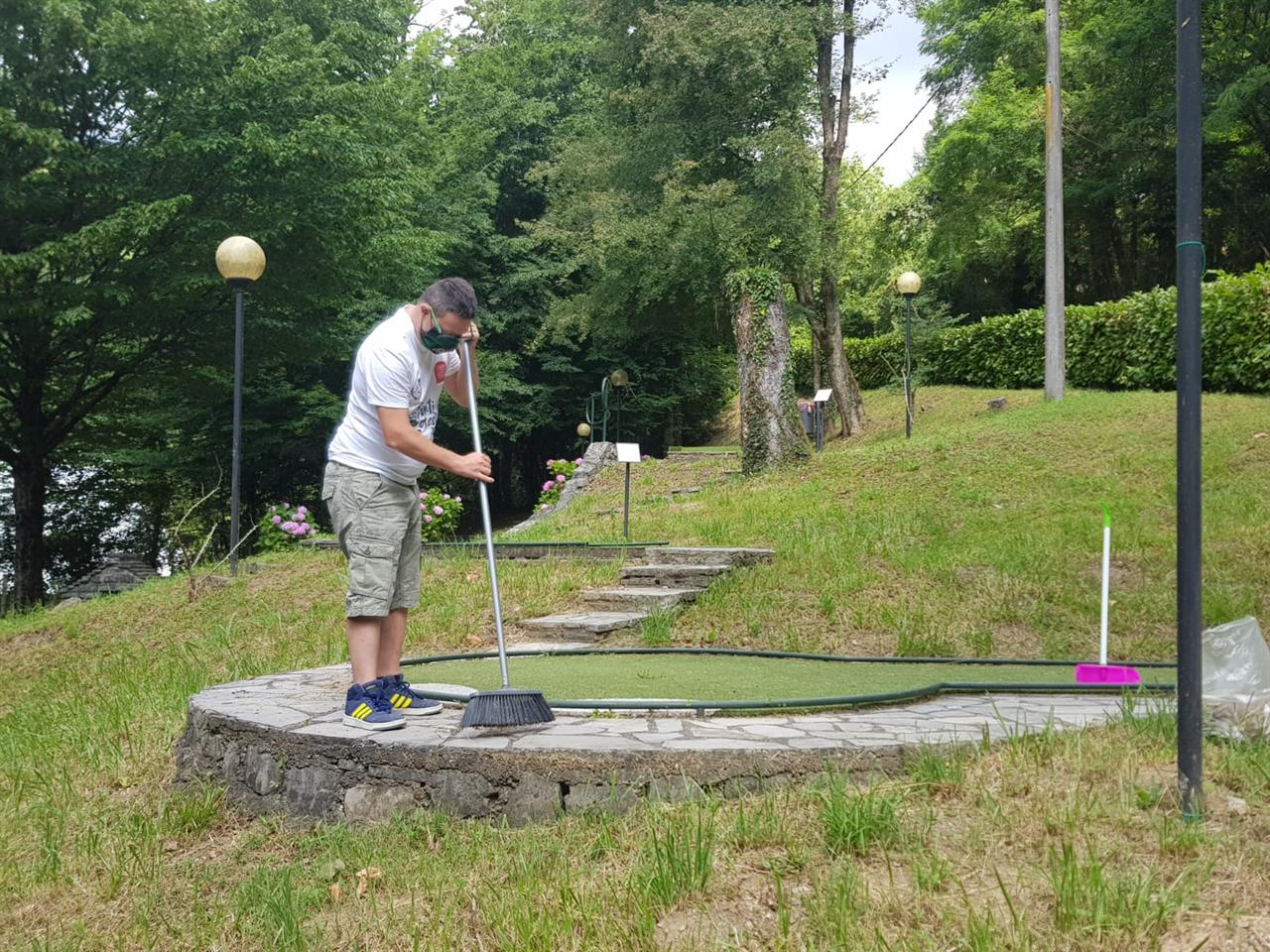 Distanze Ravvicinate Minigolf